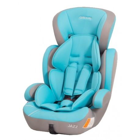 Fotelik Samochodowy Coto Baby 9-36kg Jazz Turquoise