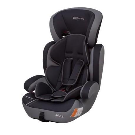 Fotelik Samochodowy Coto Baby 9-36kg Jazz Dark Grey