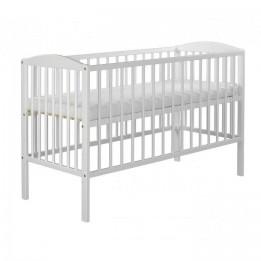 Łóżeczko ZBYSZEK P - Białe (1)