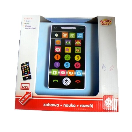 Telefon Smartfon Dotykowy Fone Smily Play