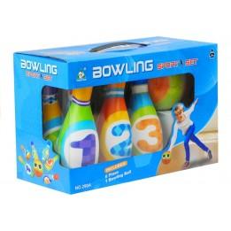 Zestaw kręgli do gry Bowling Sport Set Lean Toys
