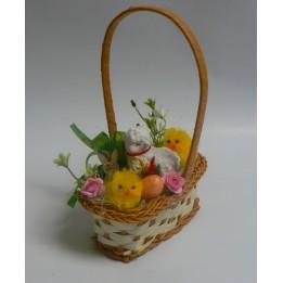 Stroik Wielkanocny koszyczek