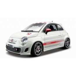 Samochód Model Burago 1:24 Abarth