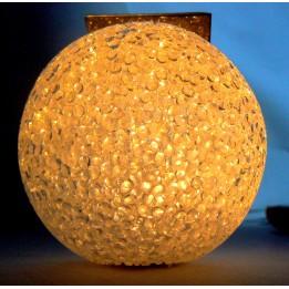 Podświetlana kula LED 15 cm