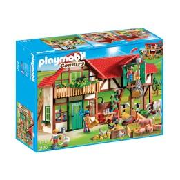 Klocki Playmobil Country Gospodarstwo rolne farma