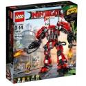 Klocki Lego Ninjago Ognisty robot