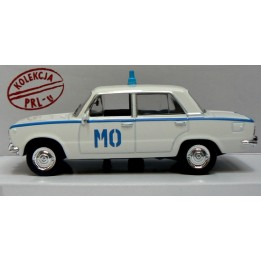 Kolekcja PRL Model FSO Fiat MO skala 1:43