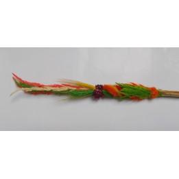 Palma wielkanocna wielokolorowa 50 cm