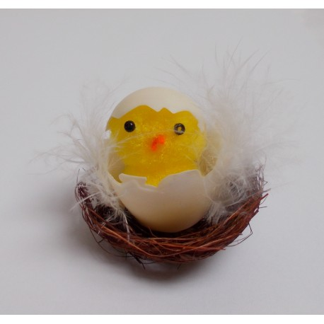 Kurczak wielkanocny w skorupce 4,5 cm