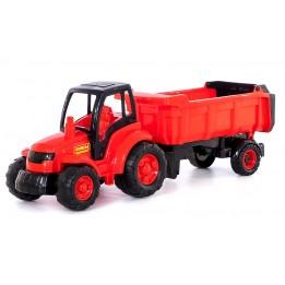 Traktor z naczępą Mistrz 0445 Wader Polesie
