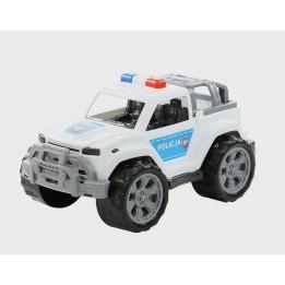 Auto samochód terenowy Policja 76496 Wader Polesie