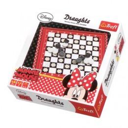 Gra Warcaby Minnie Mause Disney Trefl