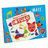 Kreatywne Mozaiki Magnetyczne IOTOBO Maxi 42 Magnets
