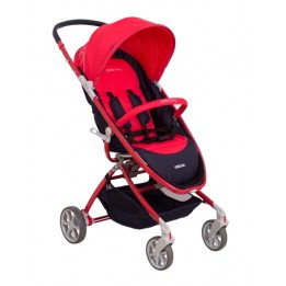 Wózek Spacerowy Coto Baby Verona Red 02