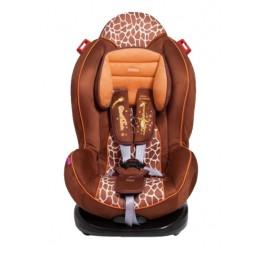 Fotelik Samochodowy Coto Baby 9-25kg Swing Safari Żyrafa
