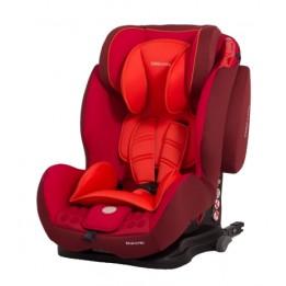 Fotelik Samochodowy Coto Baby 9-36kg Salsa Q Pro Red