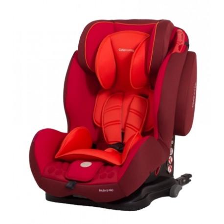 Fotelik Samochodowy Coto Baby 9-36kg Salsa Q Black