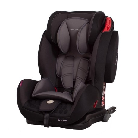 Fotelik Samochodowy Coto Baby 9-36kg Salsa Q Pro Black