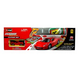 MATA BBURAGO FERRARI RACE & PLAY PLAYMAT SET 01232