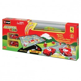 MATA BBURAGO FERRARI KIDS PLAYMAT SET