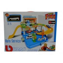 BBurago Street Fire Auto Service