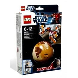 Klocki Lego 9675 - Star Wars - Sebulbas Podracer