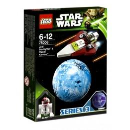 Kloki Lego 75006 - Star Wars - Jedi Starfighter Kamino
