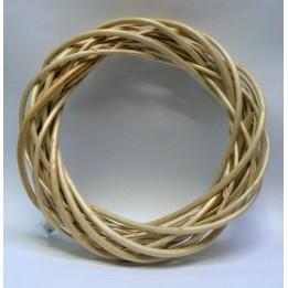 Wianek Wiklinowy Naturalny 25 cm