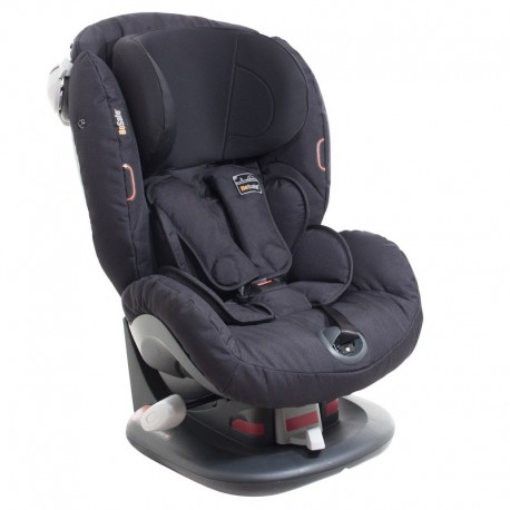 Fotelik BeSafe iZi Comfort X3 czarny
