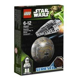 Klocki Lego 75007 - Star Wars - Republic Assault Ship