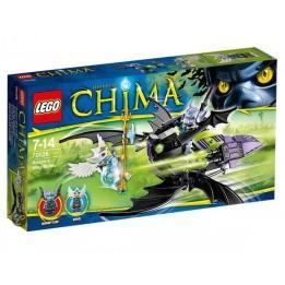 Klocki Lego 70128 - Chima - Pojazd Braptora