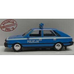 Kolekcja PRL Model FSO Polonez Milicja skala 1:43