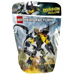 Klocki Lego 44020 - Hero Factory - Flyer vs. Breez