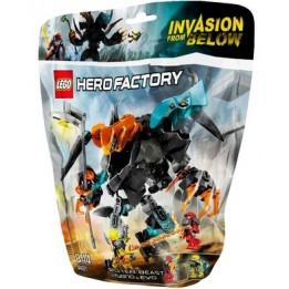 Klocki Lego 44021 - Hero Factory - Splitter Beast vs. Furno & Evo