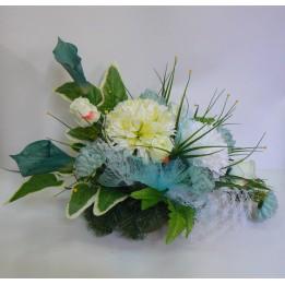 Kompozycja kwiatowa z chryzantemą