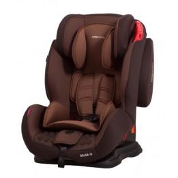 Fotelik Samochodowy Coto Baby 9-36kg Salsa Q Brown
