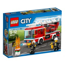 Klocki Lego City 5-12 Wóz strażacki z drabiną