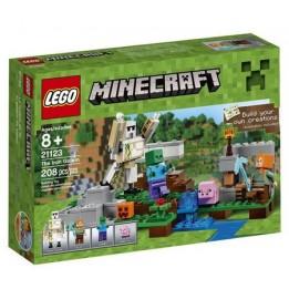 Klocki Lego Minecraft 21123 Żelazny golem