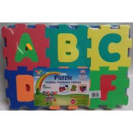 Puzzle-mata literki