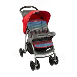 Wózek Spacerowy Graco Mirage Plus Pepper Stripe