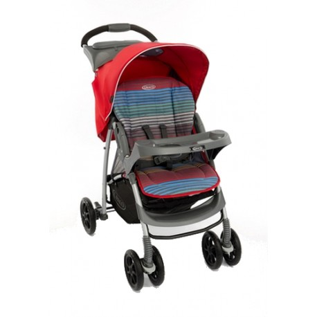 Wózek Spacerowy Graco Mirage Pepper Stripe