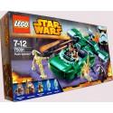 LEGO STAR WARS 75091 ŚCIGACZ FLASH