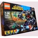 LEGO SUPER HEROES 76086 ATAK KNIGHTCRAWLER'A W TUNELU