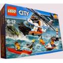 LEGO CITY 60166 HELIKOPTER RATUNKOWY