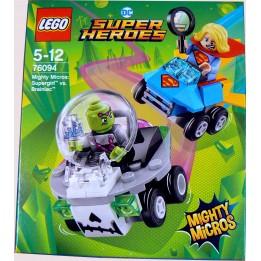 KLOCKI LEGO SUPER HEROES 76094 SUPERGIRL KONTRA BRAINIAC