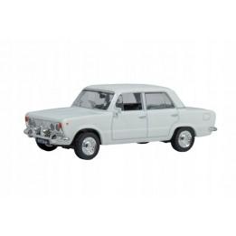 Kolekcja PRL Model FSO FIAT 125p skala 1:43 biały