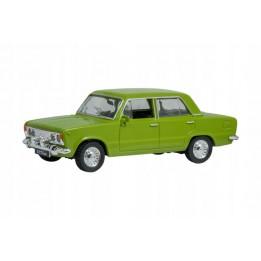 Kolekcja PRL Model FSO FIAT 125p skala 1:43 zielony