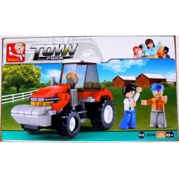 SLUBAN TOWN  B0556 FARMA TRAKTOR