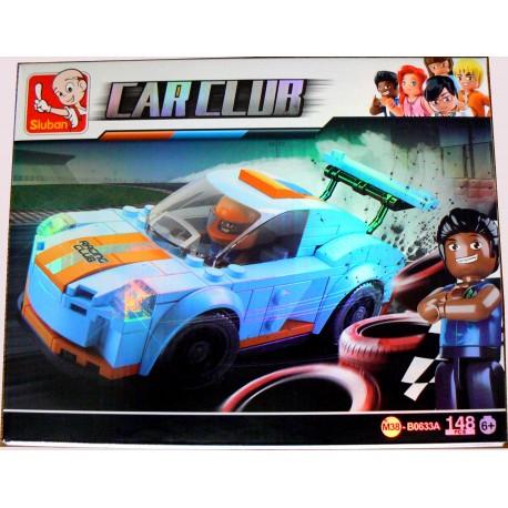 SLUBAN CAR CLUB B0633A