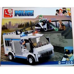 SLUBAN POLICE B0652 RADIOWÓZ